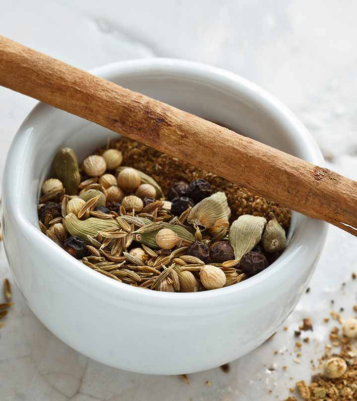 Is Garam Masala Good For Health