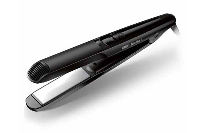 3. Braun Satin Hair 7 Hair Straightener (ST 710)