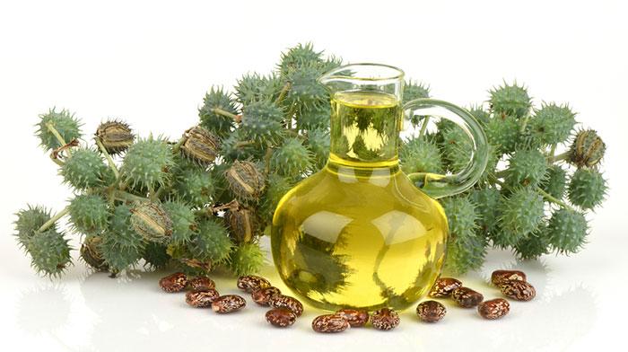 3. Castor Oil