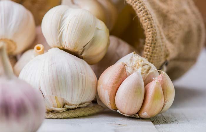 3. Garlic