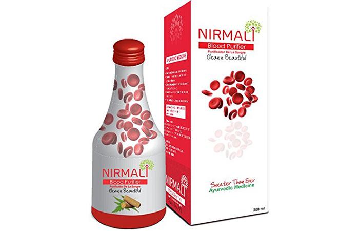 Nirmali Blood Purifier - Anti-Aging Ayurvedic Medicines