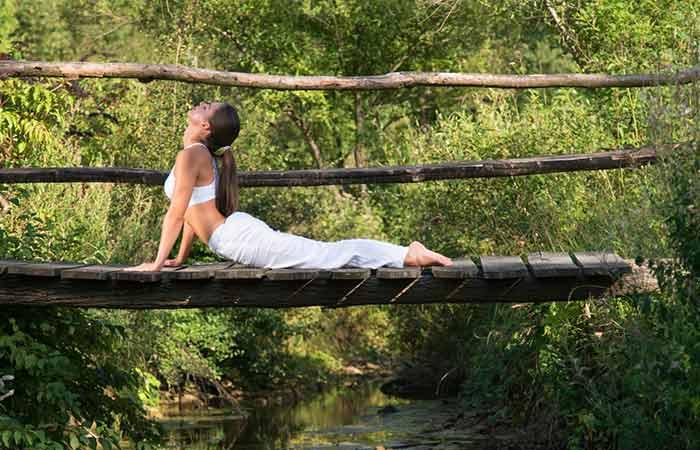 Urdhva Mukha Svanasana To Cure Hangover - Yoga