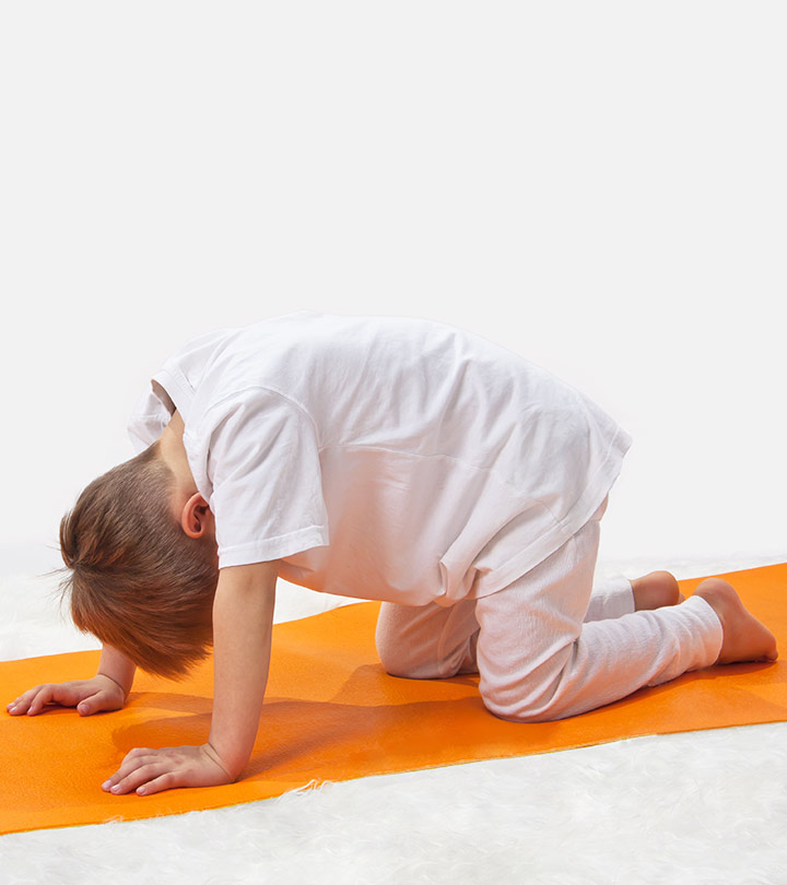 5 Effective Yoga Poses For Autism