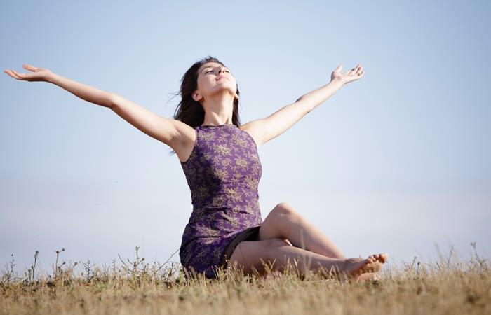Deep Breathing - Yoga for Nausea