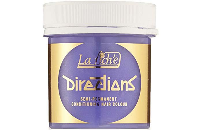 4. La Riche Directions White Toner Semi-Permanent