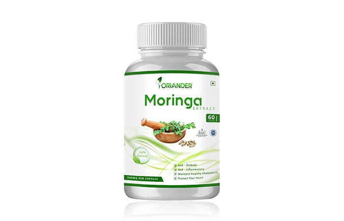 4. Oriander Moringa Extract