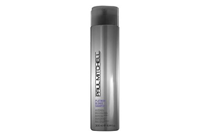 4. Paul Mitchell Platinum Blonde Shampoo