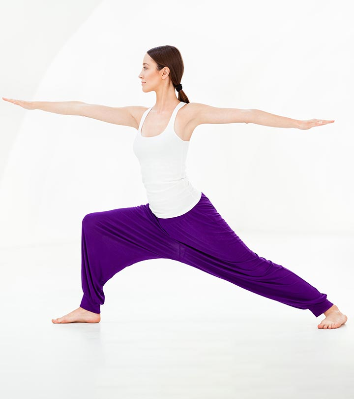 5 Effective Yoga Poses To Tone Your Glutes