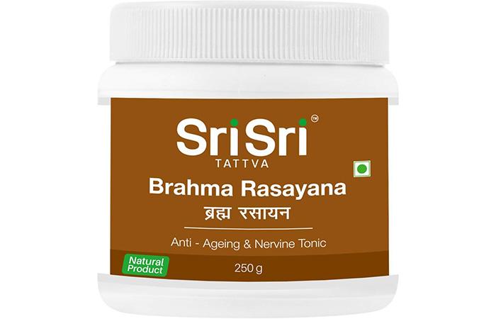 Sri Sri Tattva Brahma Rasayana - Anti-Aging Ayurvedic Medicines
