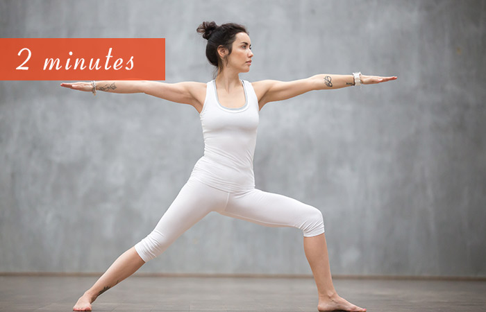30-Minute Yoga Routine For A Healthy You