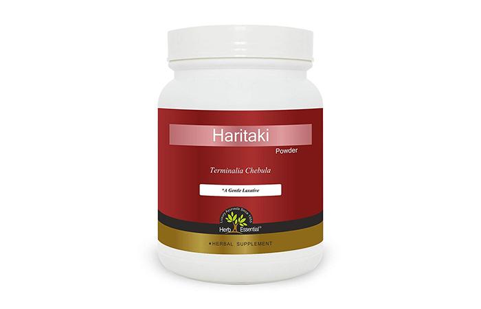 Haritaki Powder - Anti-Aging Ayurvedic Medicines