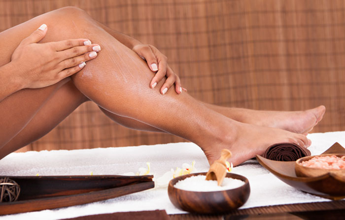 6. Oil Massage