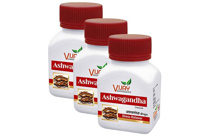 7. Ashwagandha Capsules