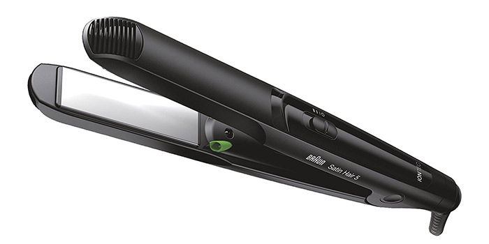Braun Hair Straighteners - Braun Satin Hair 5 Iontec Straightener (ST 560)