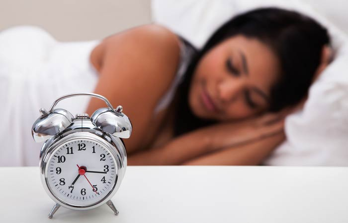 8. Get Your Beauty Sleep
