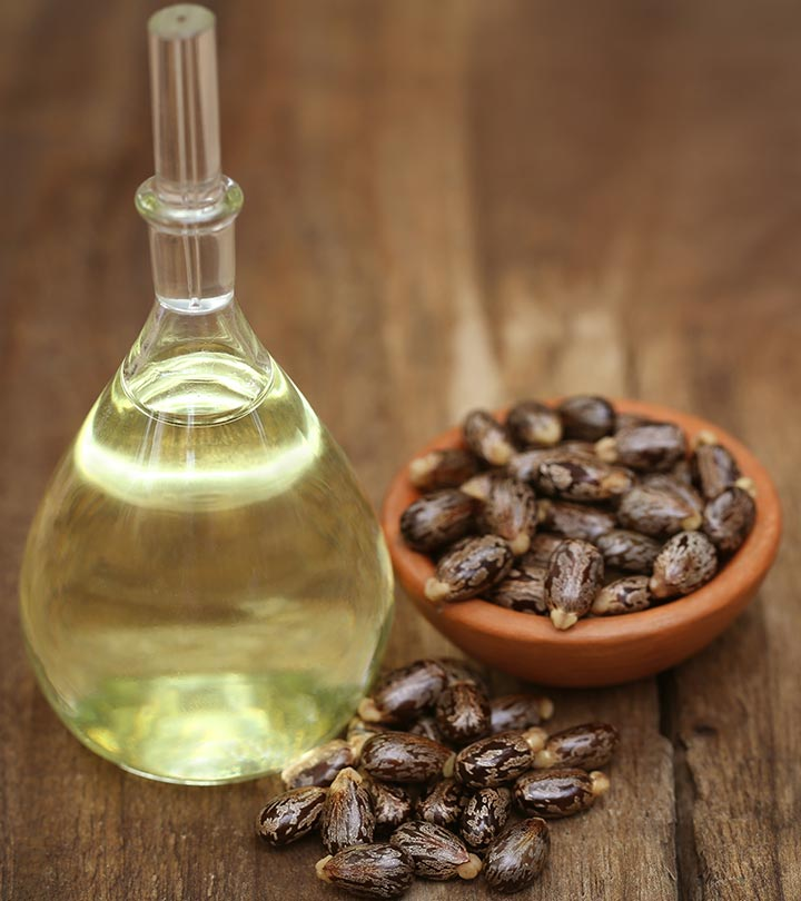 9 Amazing Benefits Of Castor Oil For Your Eyes