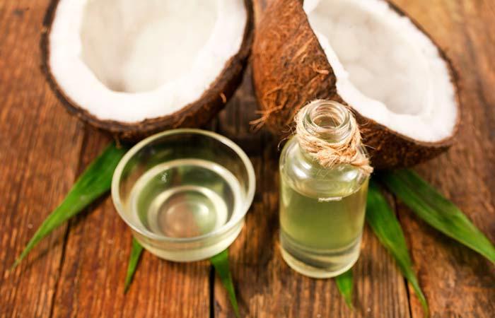 9. Coconut Oil
