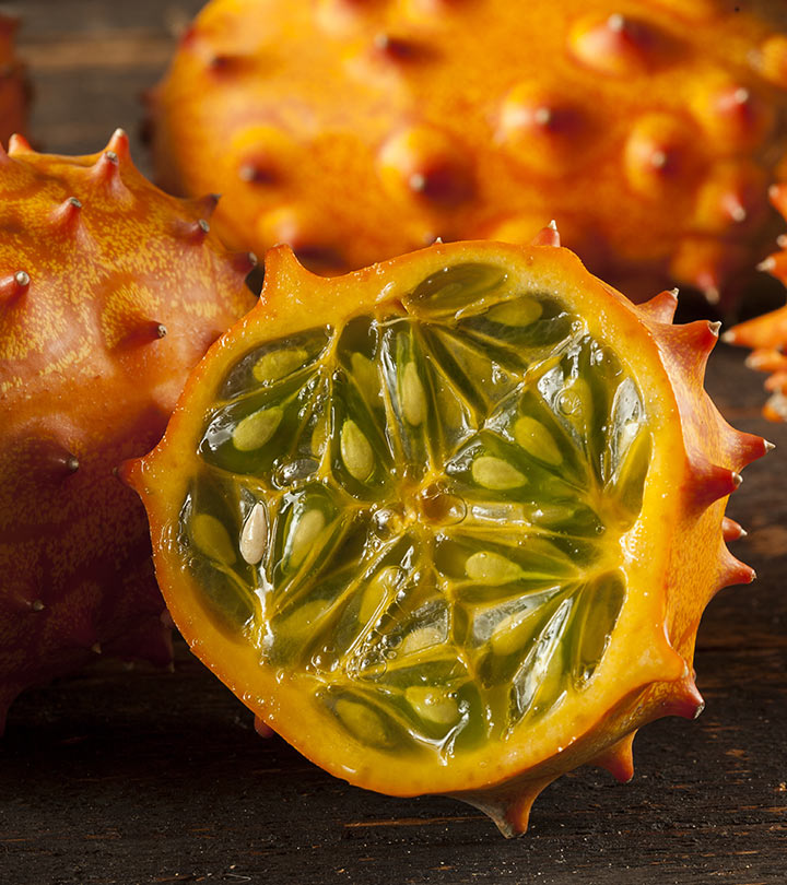 10 Amazing Health Benefits Of Kiwano/Horned Melon