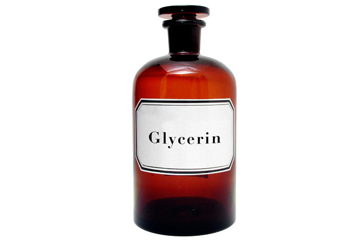 Glycerin for ear congestion