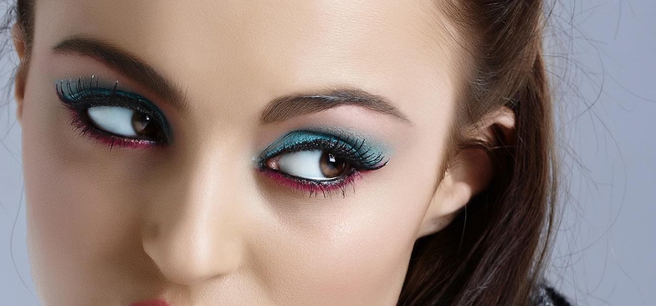 Turquoise Eye Makeup Ideas