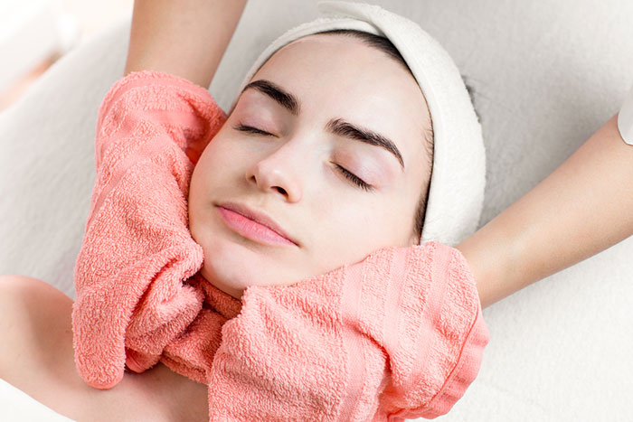 Hot Compress for ear congestion
