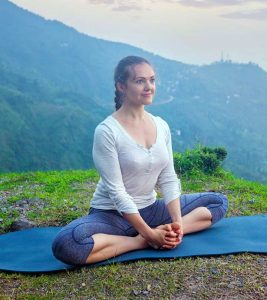 How To Get Rid Of Nausea With Yoga