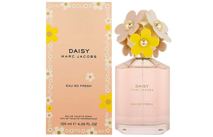 Marc Jacobs Fragrances Daisy Eau So Fresh