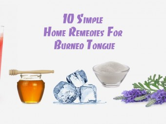 Simple Home Remedies For Burned Tongue