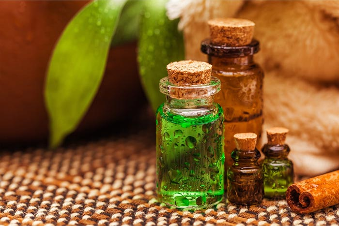 Ear congestion using Tea Tree Oil