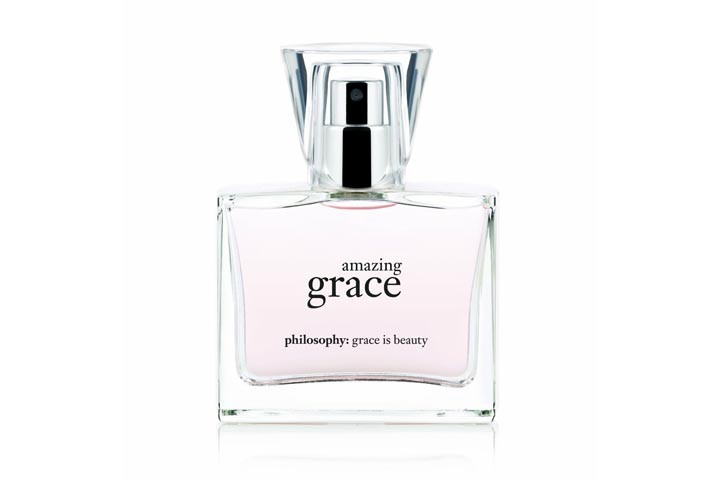 The Elegant – Philosophy Amazing Grace - Best Long Lasting Perfume
