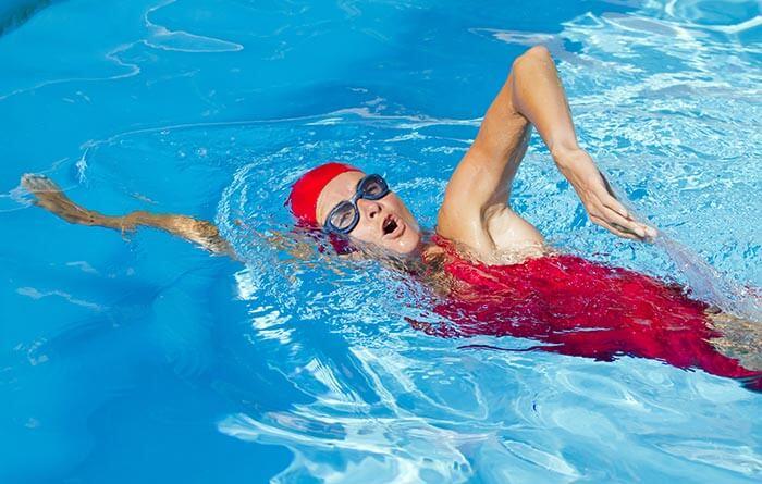 cardio-swimmimg