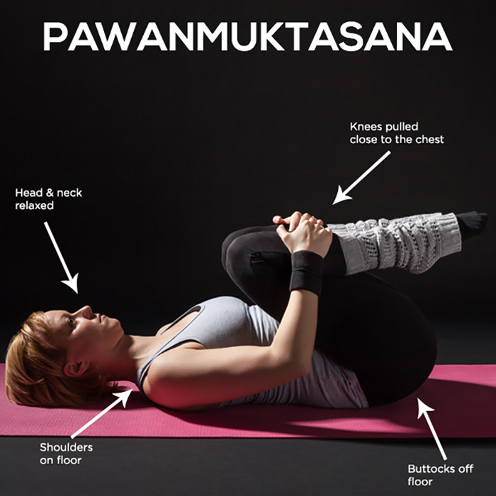 How To Do Pawanmuktasana And Its Benefits