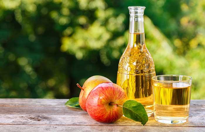 1. Apple Cider Vinegar