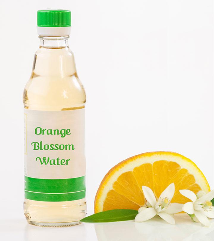 Orange Flower Water