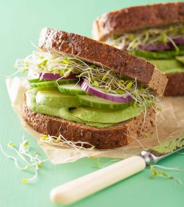 10 Healthy Sandwiches To Help You Lose Weight
