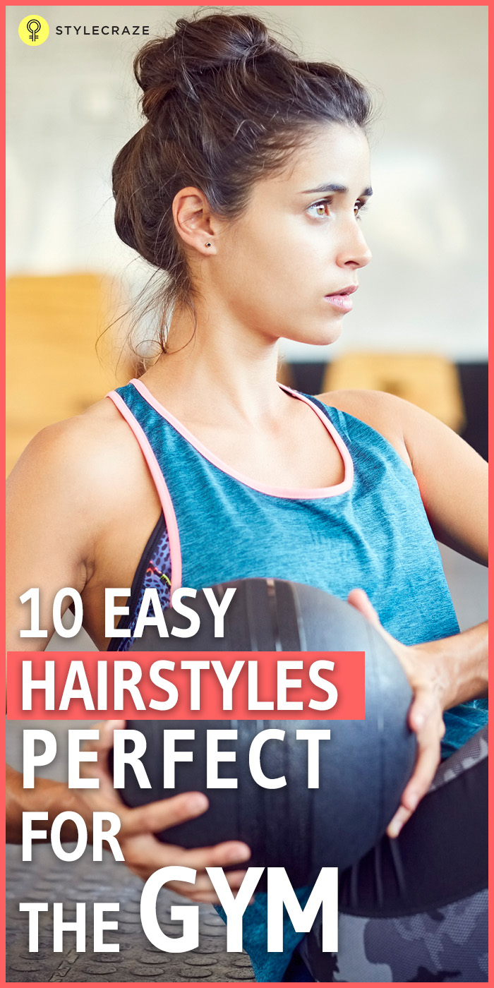 Enjoyable 10 Sporty Gym Hairstyles For Short Hair Short Hairstyles For Black Women Fulllsitofus