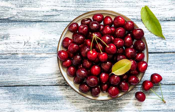 10. Cherries