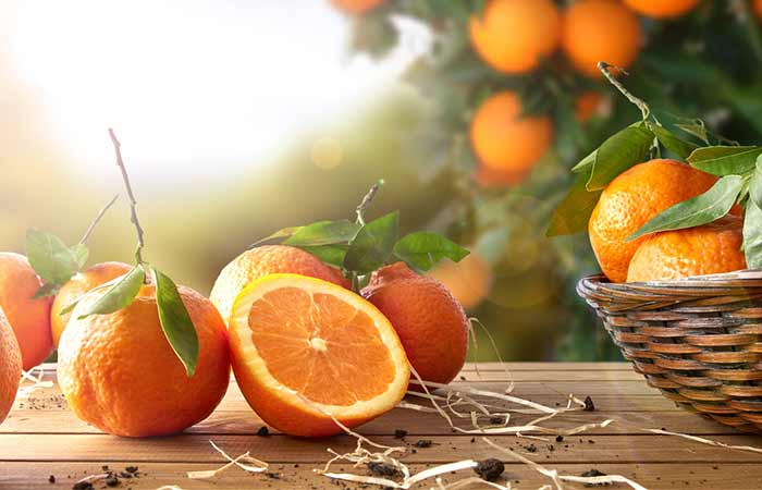 Oranges - Lower Creatinine Levels
