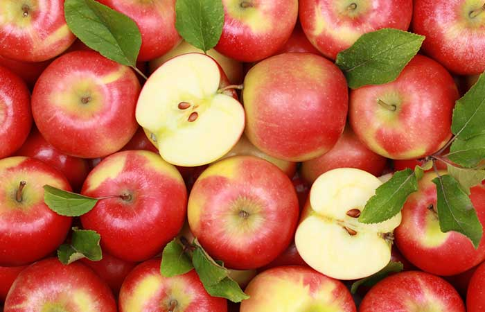 Apples - Lower Creatinine Levels