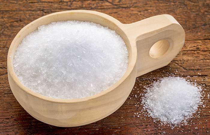 12. Epsom Salt