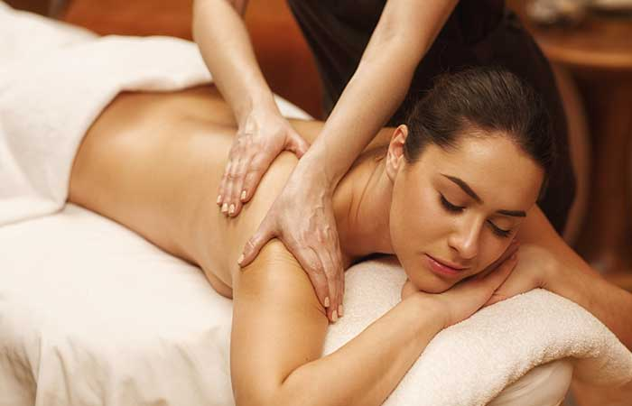 13. Body Massage