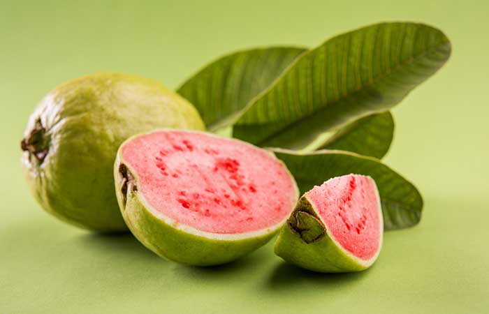 Guava - Lower Creatinine Levels