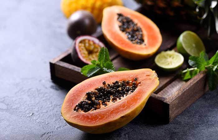Papaya - Lower Creatinine Levels