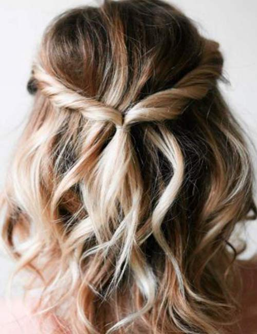20 Stunning Diy Prom Hairstyles For Short Hair