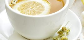 13 Amazing Benefits Of Lemon Tea