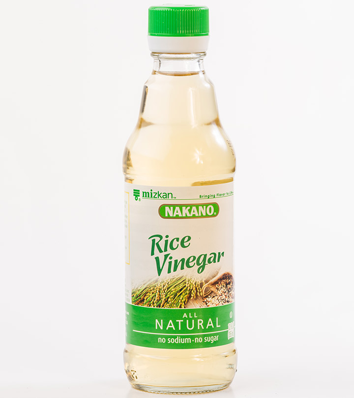 How To Make Rice Vinegar?