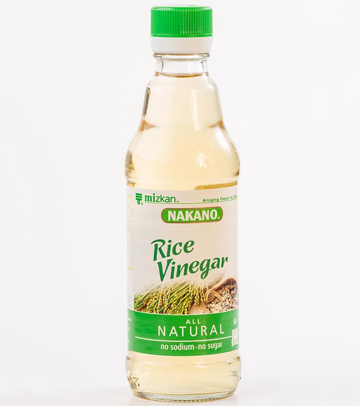 How To Make Rice Vinegar?