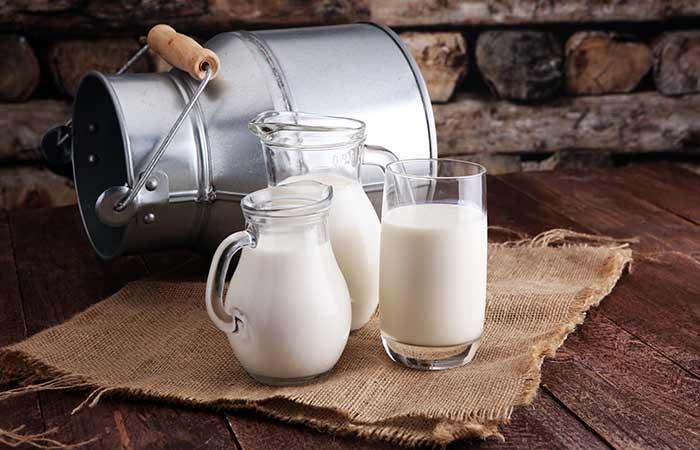 3. Milk