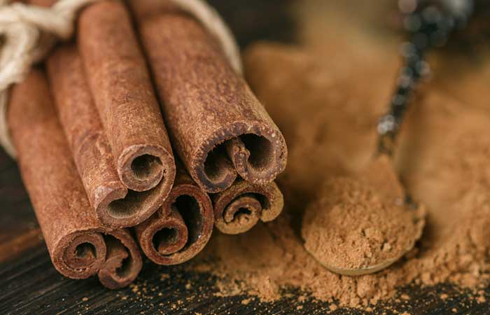 Cinnamon - Lower Creatinine Levels