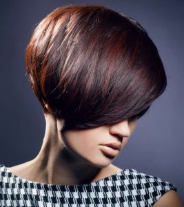30 Beautiful Short Brown Hairstyles